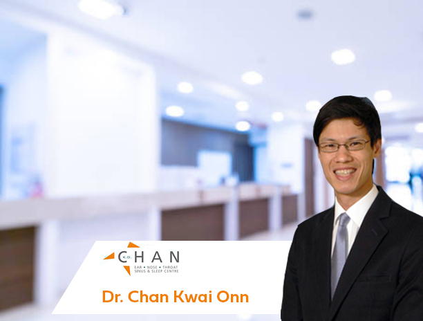 ENT Doctor K O Chan